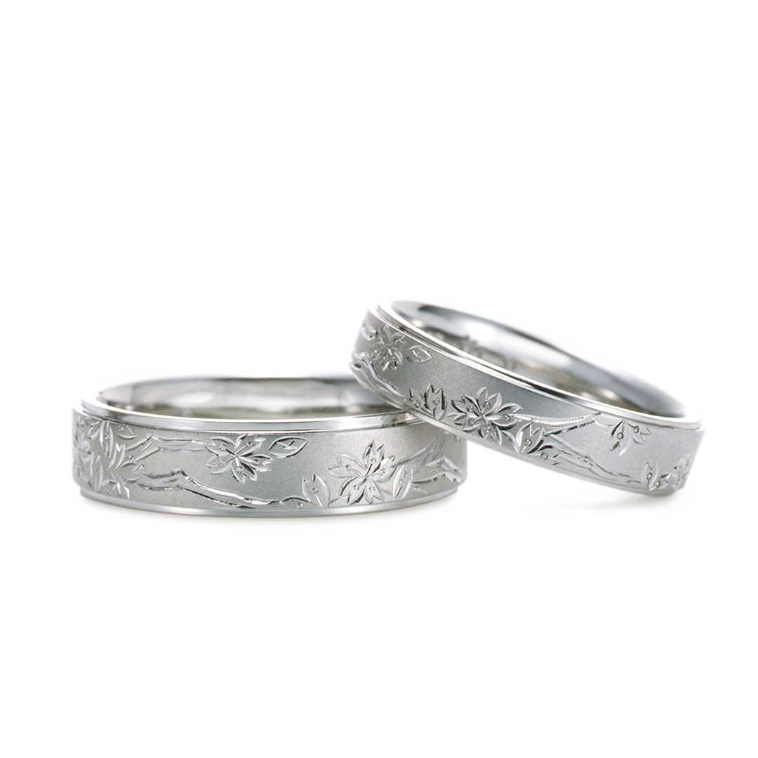 SAKURA結婚指輪