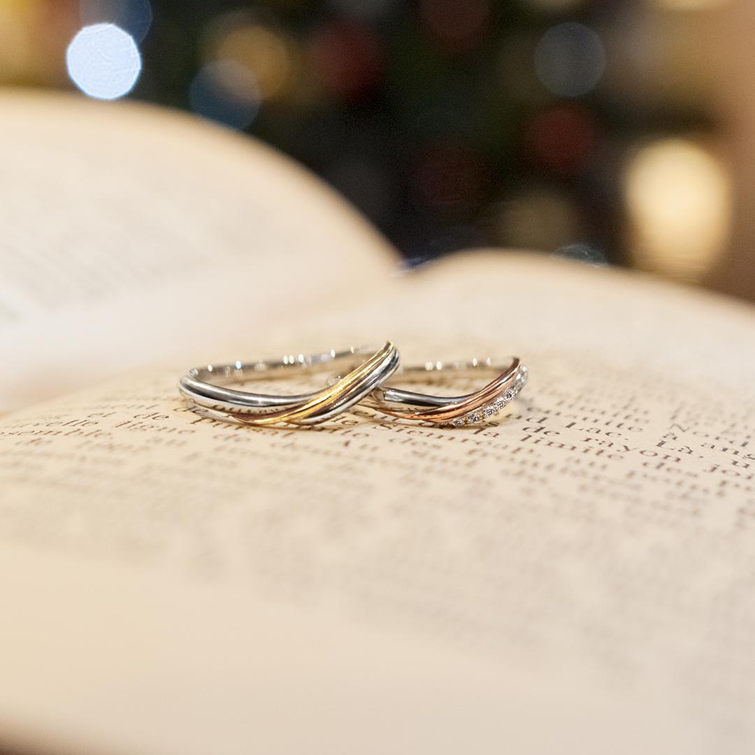 結婚指輪ルミナーレ