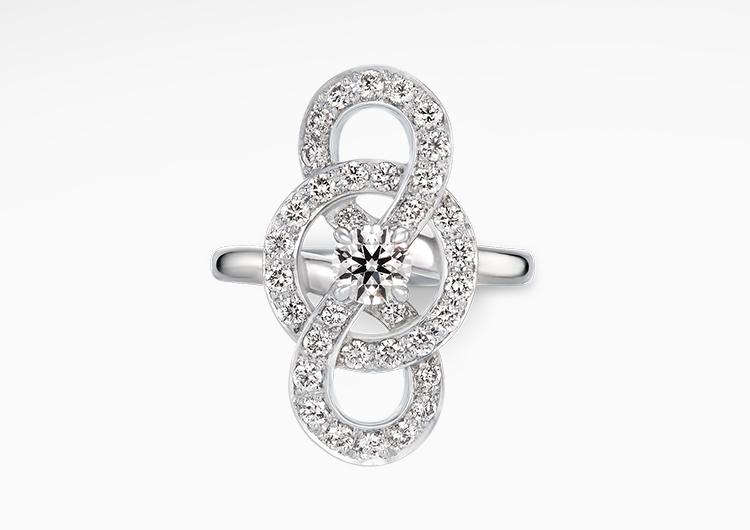 婚約指輪(オーダーメイド)