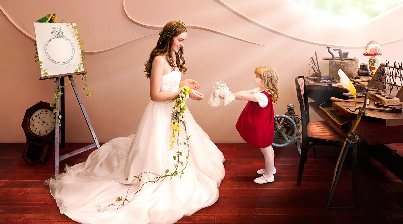 結婚指輪・婚約指輪・オーダーメイドのケイウノ