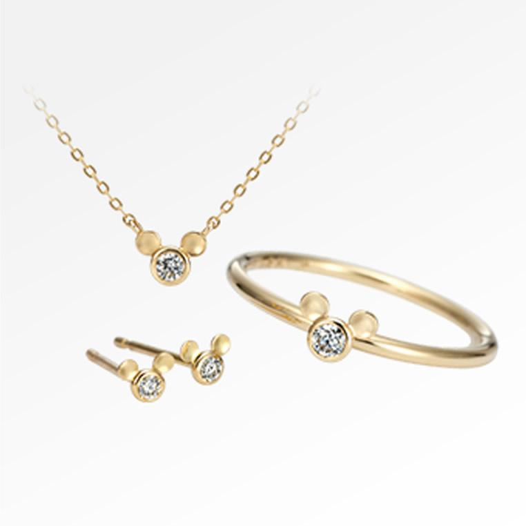 4bdae2ac35340 K.UNO】ディズニージュエリー | 婚約指輪・結婚指輪はケイウノで ...