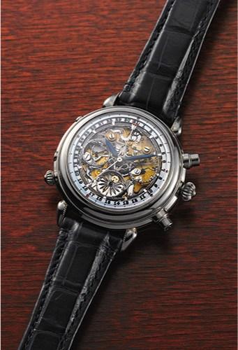 0dc905f172 星座早見盤や湿温度計が付いたオーダーメイド時計