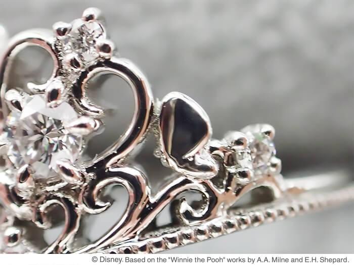 くまのプーさん婚約指輪3