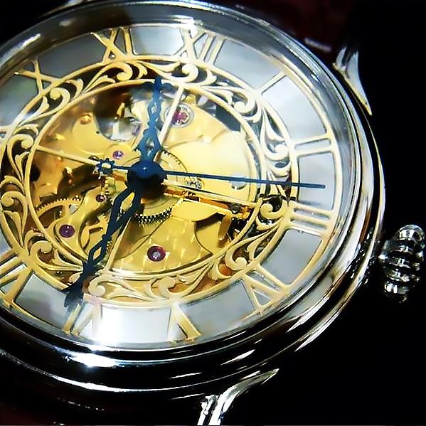 オーダーメイド腕時計2
