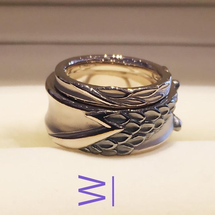 結婚指輪オーダーW-2