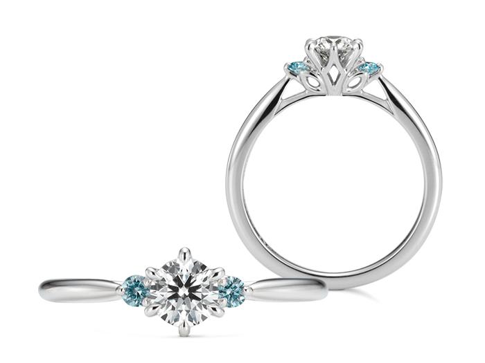 婚約指輪_ブループーロ