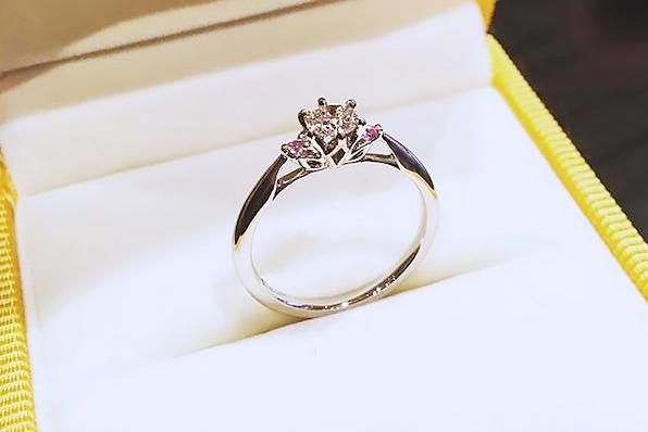 婚約指輪_アレンジ