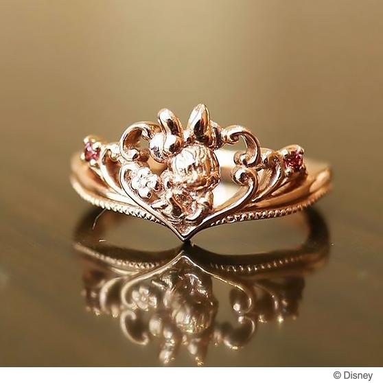 ミニー_婚約指輪