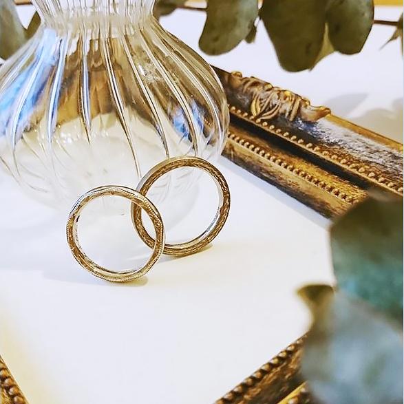 柏_オーダー結婚指輪