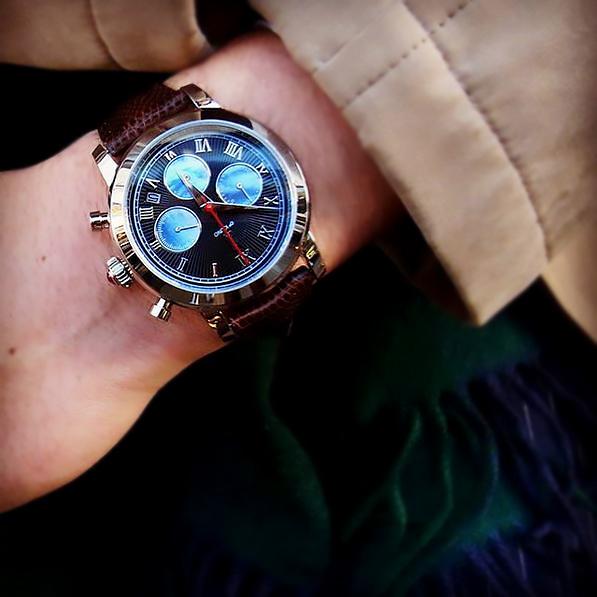 カスタム腕時計-1