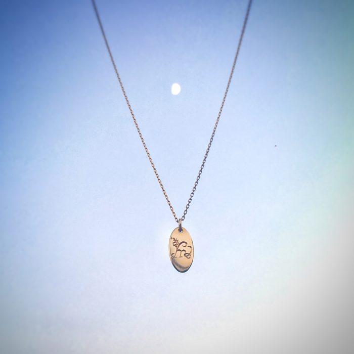 出産記念ネックレス1