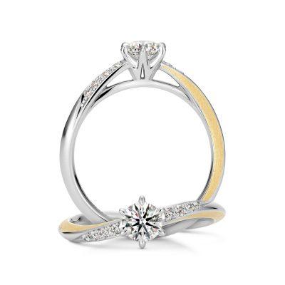 婚約指輪ハーモニー1