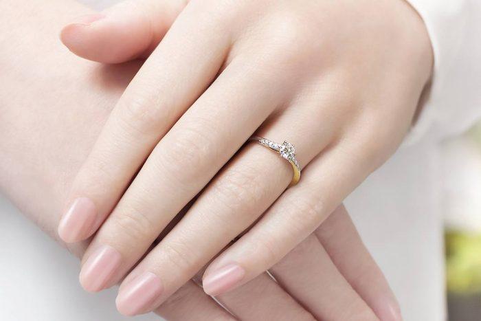婚約指輪ハーモニー2
