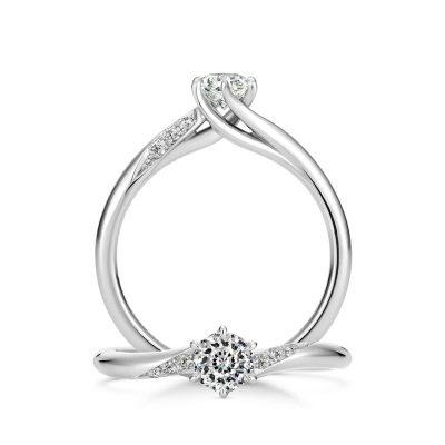 婚約指輪スピラ
