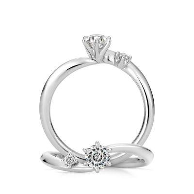 婚約指輪グラヴィタ
