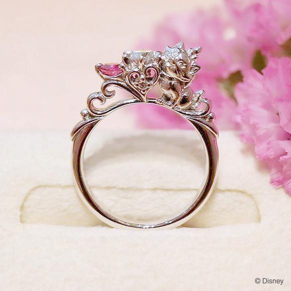 マリー婚約指輪1