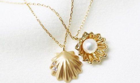 貝殻ネックレス3