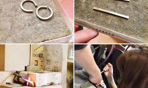 手作り指輪m