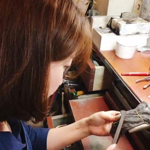 手作り指輪3
