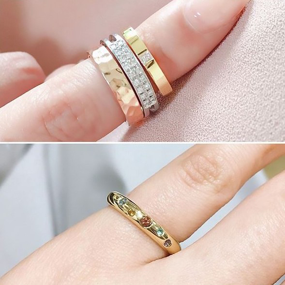 手作り指輪5