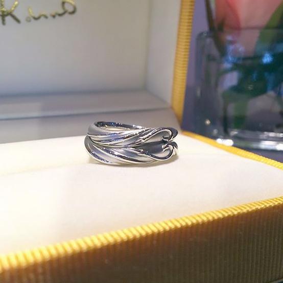 結婚指輪_釣り1