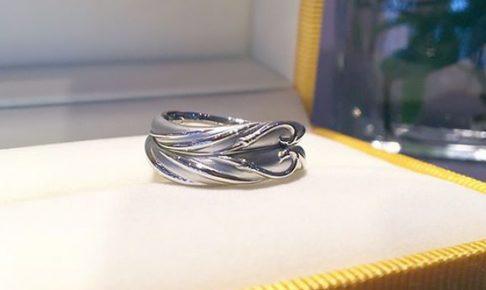 結婚指輪_釣り