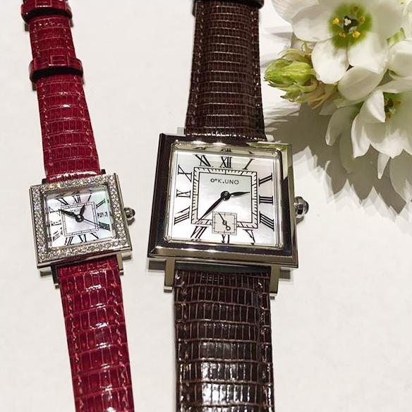 四角 腕時計2