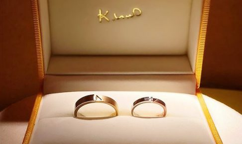 結婚指輪_オーダーメイド1