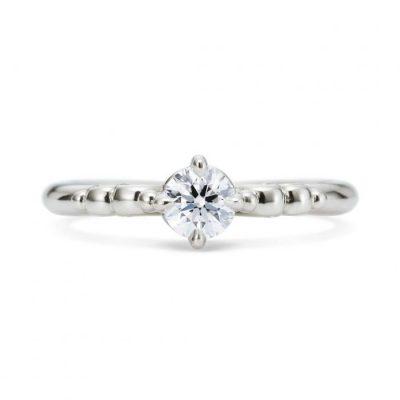 婚約指輪プレーチェ1