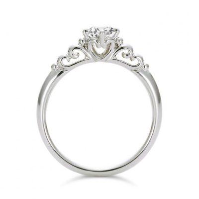 婚約指輪プレーチェ2