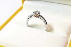 オーダーメイド婚約指輪