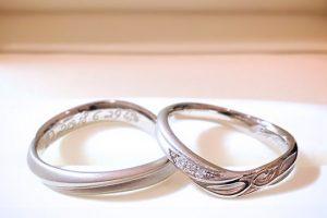オーダーメイド結婚指輪1