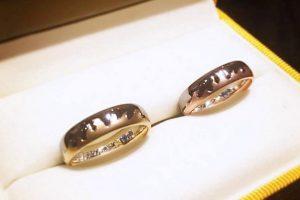 結婚指輪_炎_オーダーメイド1