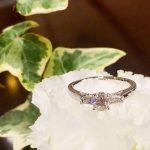 オーダーメイド婚約指輪1