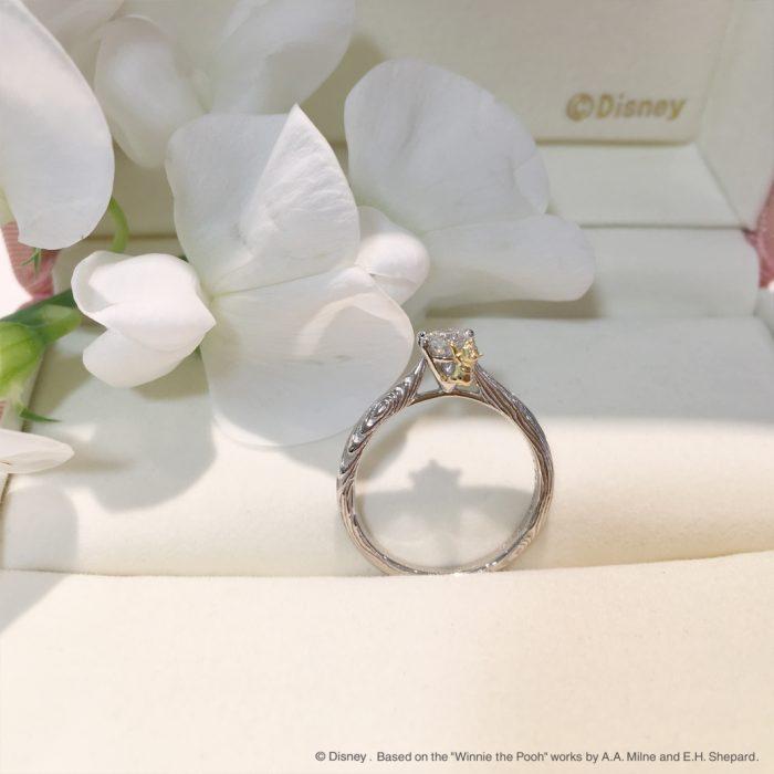 くまのプーさん_婚約指輪