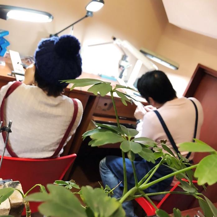 手作り結婚指輪_横浜