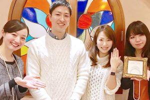ケイウノ福岡_結婚指輪オーダー1