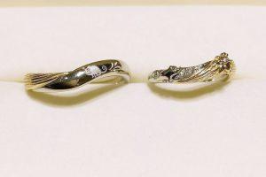 ラプンツェル_パスカル_結婚指輪