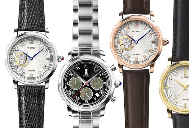 カスタムオーダー腕時計