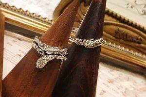 オーダーメイド婚約指輪_結婚指輪_楽器2