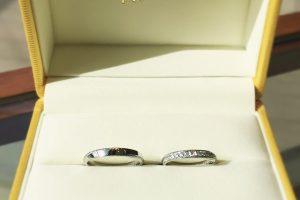 結婚指輪_オーダー_シンプル1