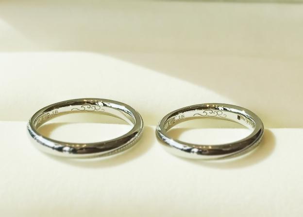 結婚指輪_オーダー_刻印