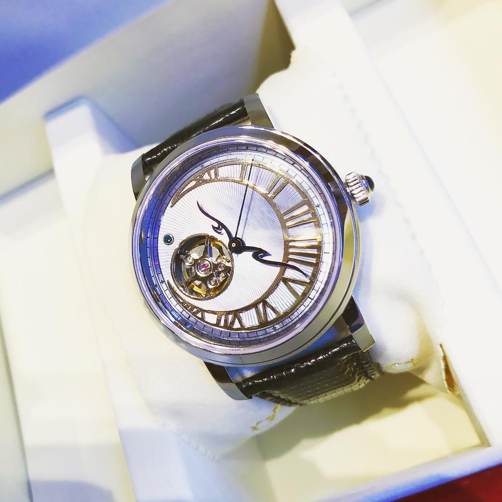 オーダーメイド腕時計1