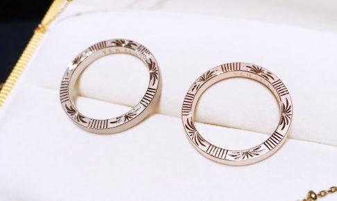 結婚指輪_手作り2