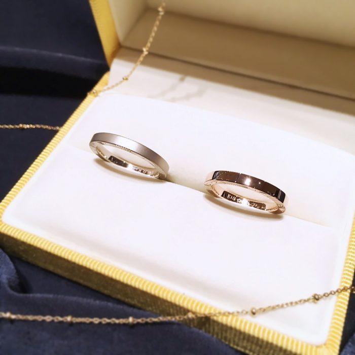 結婚指輪_手作り3