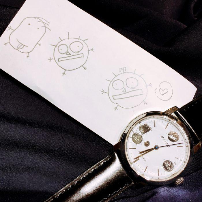 カスタムオーダー_腕時計1