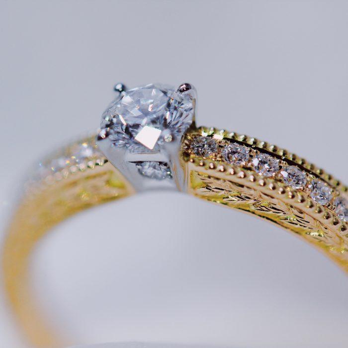 婚約指輪_月桂樹3