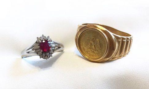 ルビー指輪_リフォーム