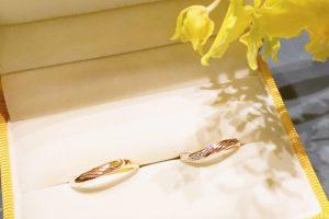 オーダーメイド結婚指輪1_広島