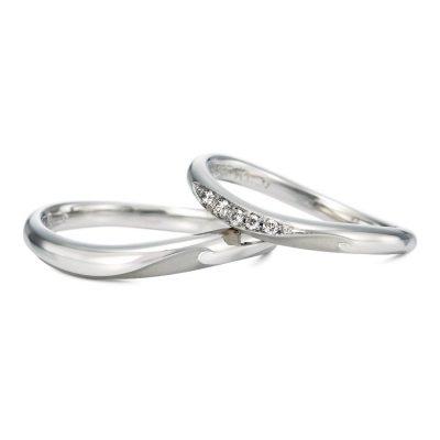 結婚指輪‗ウェイヴ